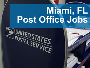 Miami, FL U2013 USPS Job Openings Photo
